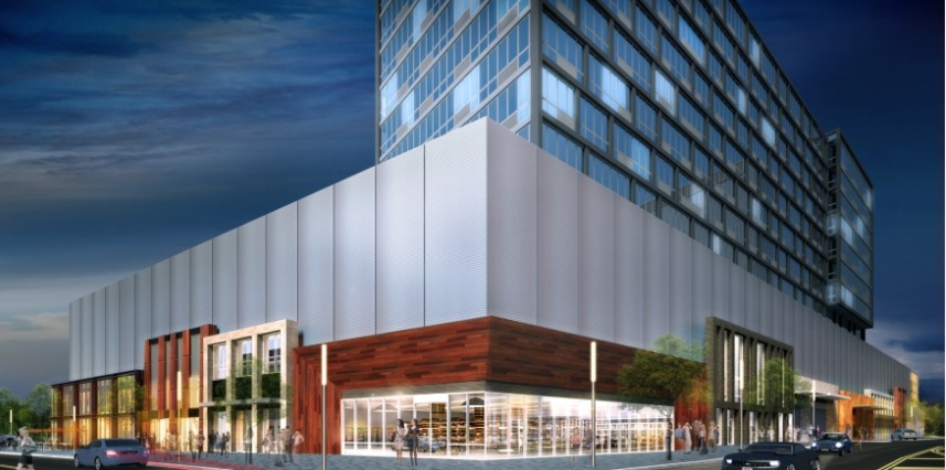 Wonderful ... Hudson Lights At Fort Lee Developer Rendering ... Ideas
