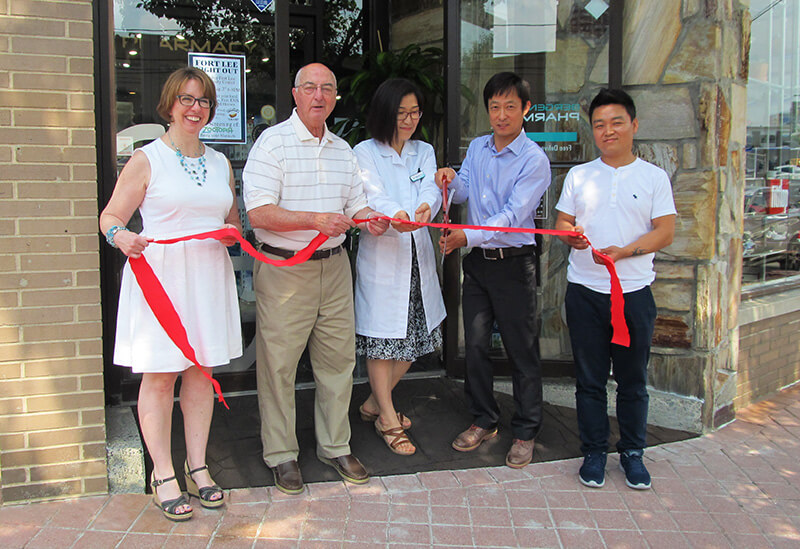 Bergen Care Pharmacy Ribbon Cutting