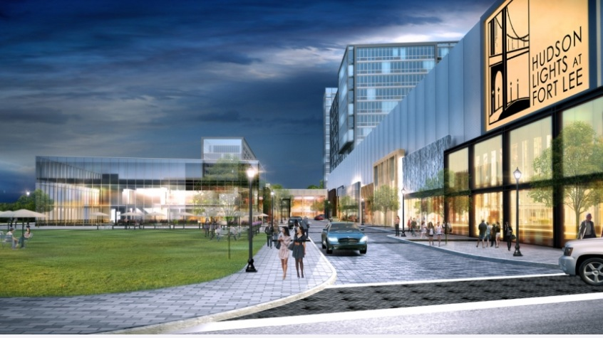Hudson Lights at Fort Lee Developer Rendering